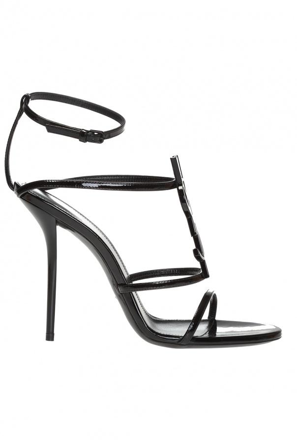 Saint Laurent 'Cassandra' stiletto sandals