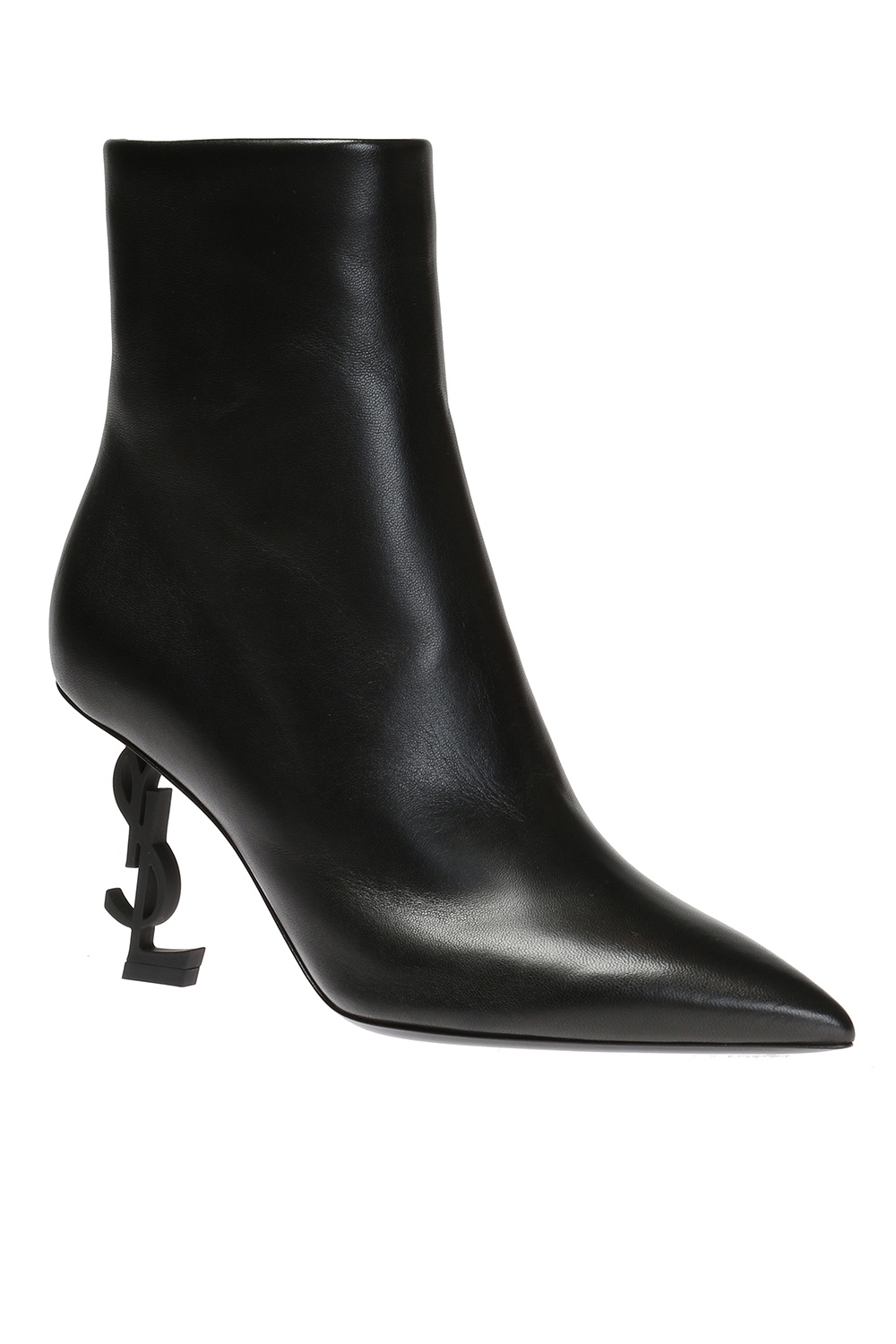 Saint Laurent 'Opyum' heeled ankle boots