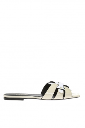 Intertwined slides od Saint Laurent