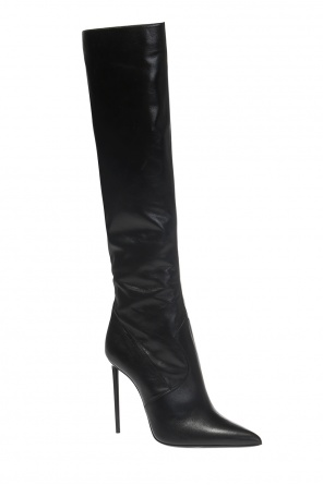Stiletto-heeled boots od Saint Laurent