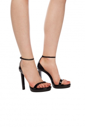 'hall' stiletto-heeled sandals od Saint Laurent