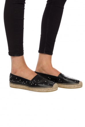 Star motif espadrilles od Saint Laurent