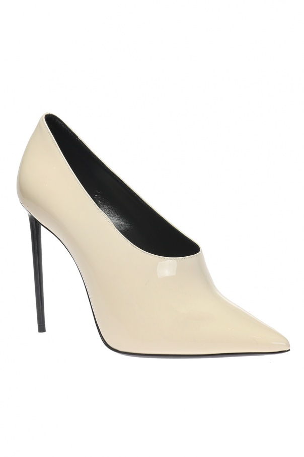 'teddy' stiletto pumps od Saint Laurent