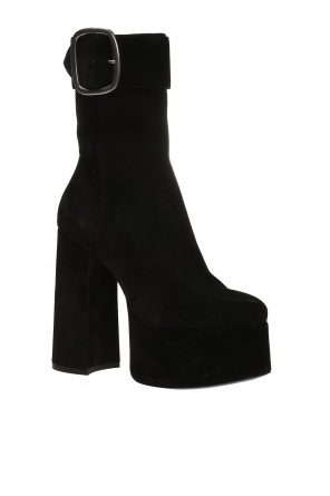 'billy' extended ankle boots od Saint Laurent