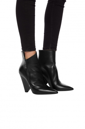 'niki' heeled boots od Saint Laurent