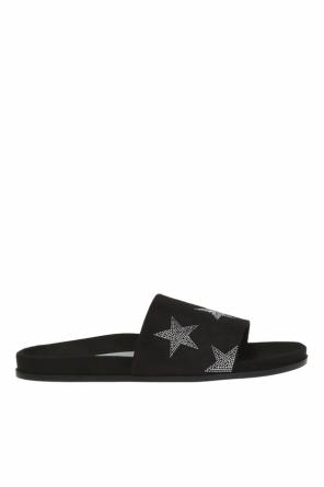 Slides with stars od Stella McCartney