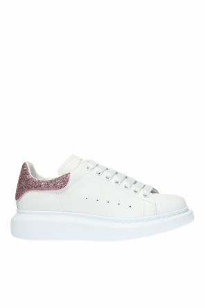 Lace-up platform sneakers od Alexander McQueen