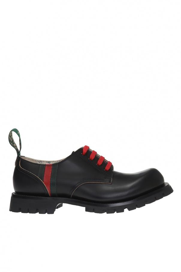 3b745df2f5c Web  stripe shoes Gucci - Vitkac shop online