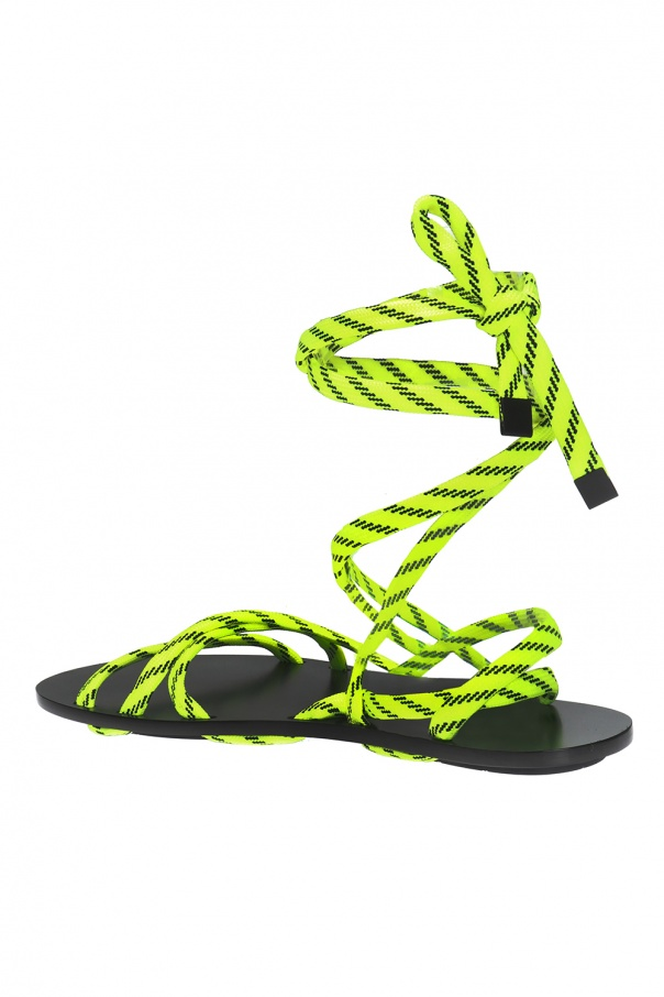 280ce4ccfd07 Lace-up sandals Balenciaga - Vitkac shop online