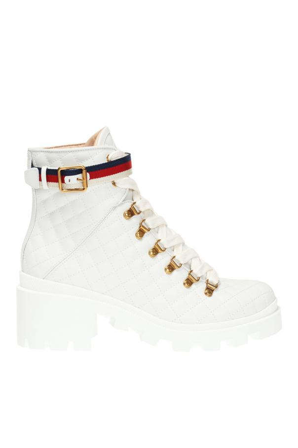 41b173495 Heeled ankle boots Gucci - Vitkac shop online