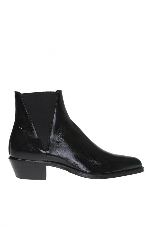 f03a44a4e00 Dakota' ankle boots Saint Laurent - Vitkac shop online