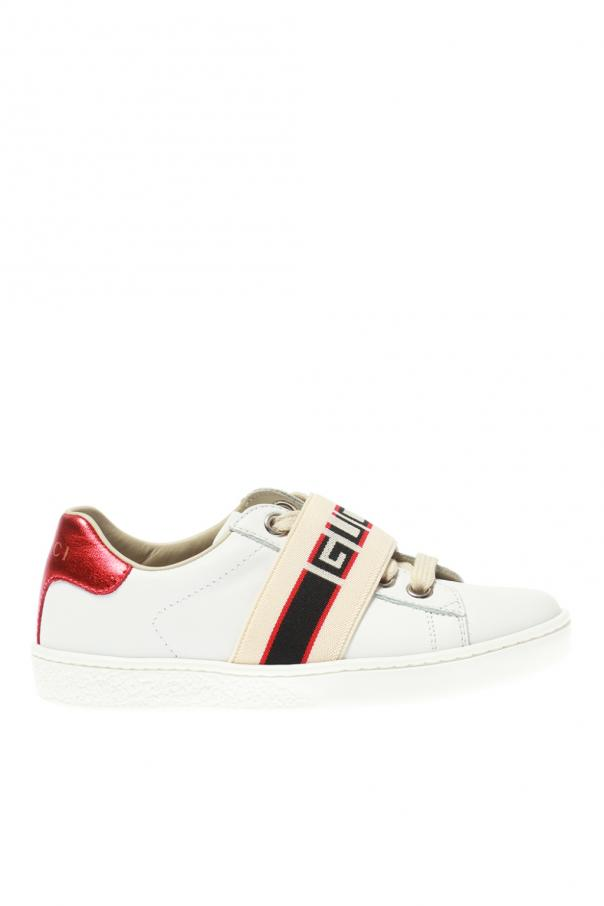Gucci Kids 'Web' sneakers