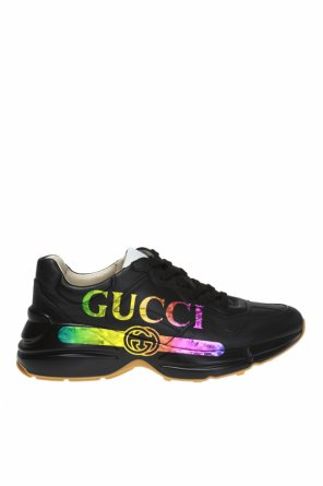 'rhyton' sneakers with logo od Gucci