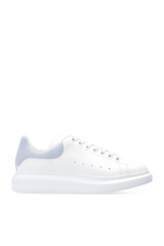 Alexander McQueen Skórzane buty sportowe