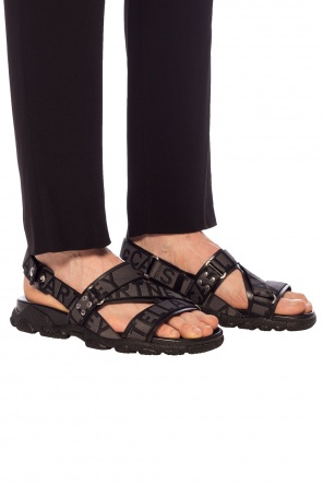 Sandals with logo od Stella McCartney