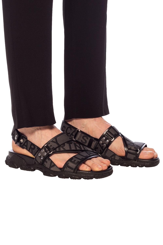 Stella McCartney Sandals with logo