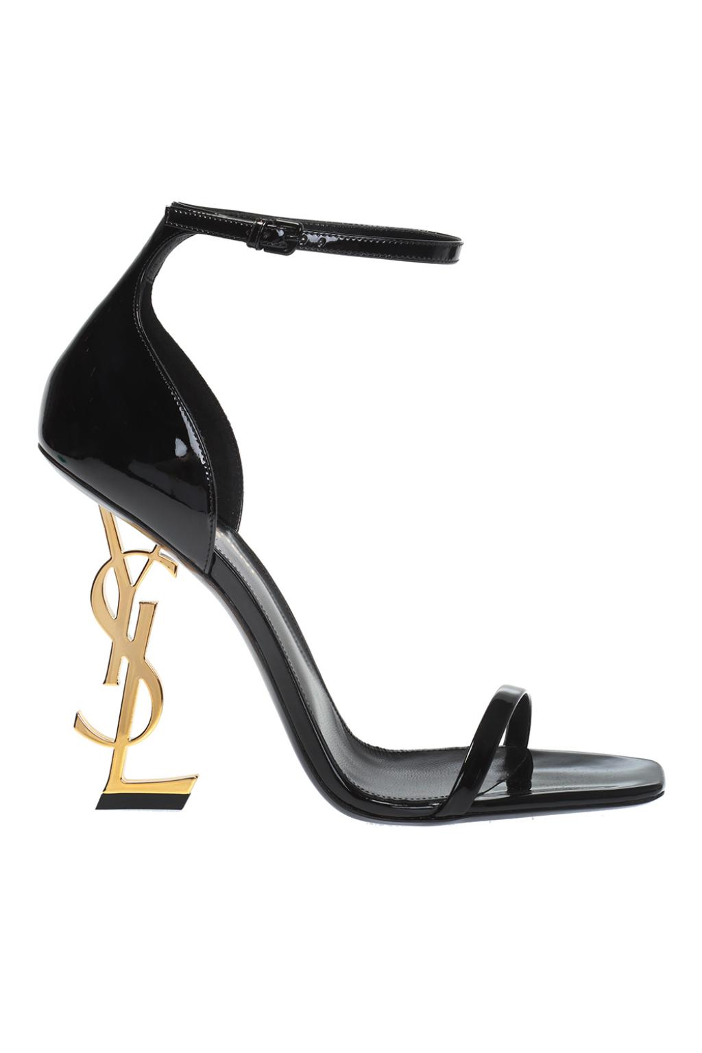 Opyum Heeled Sandals Saint Laurent Vitkac Us