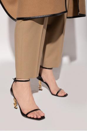 'opyum' heeled sandals od Saint Laurent