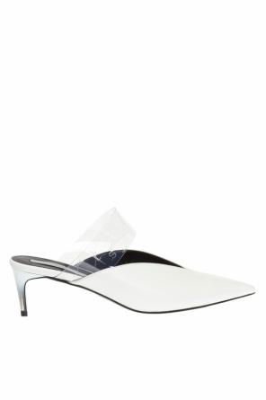 Branded mules od Stella McCartney
