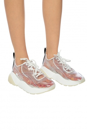 Transparent sneakers od Stella McCartney
