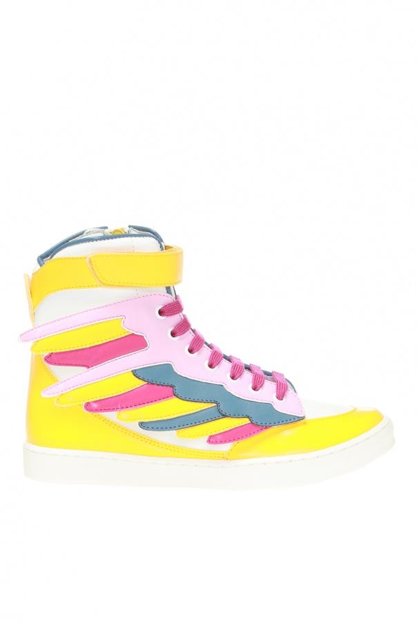 Stella McCartney Kids High-top sneakers