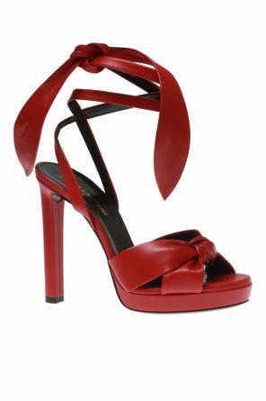 32fd03c1362  hall  high heel sandals od Saint Laurent   ...