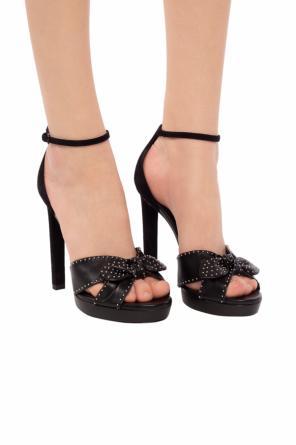 a877223cab0  hall  heeled sandals od Saint Laurent   ...
