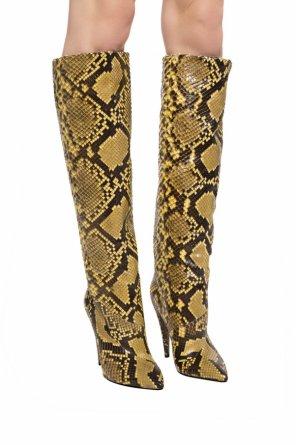 4e639a7956a Stiletto boots od Saint Laurent ...