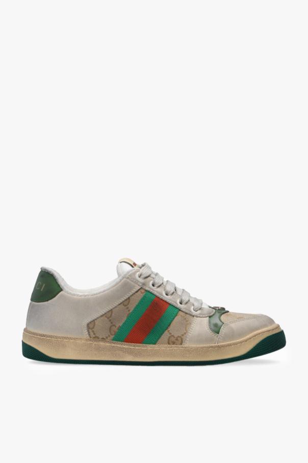 Gucci Web条纹饰运动鞋