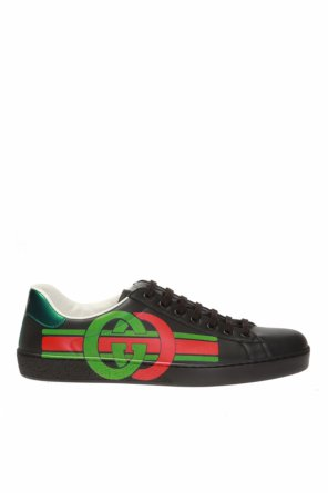 Branded sneakers od Gucci