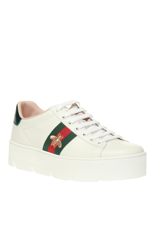 Ace Platform Sneakers Gucci Vitkac Us
