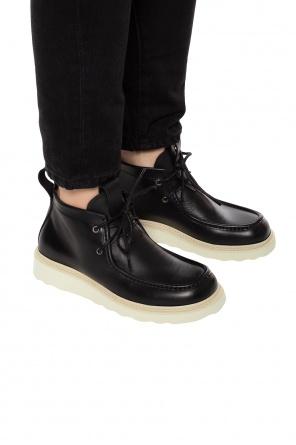 bec31b2de2 Sznurowane buty za kostkę od Bottega Veneta ...
