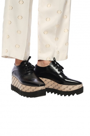 'elyse' wedge sneakers od Stella McCartney