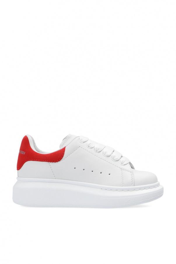 Alexander McQueen Kids Logo sneakers