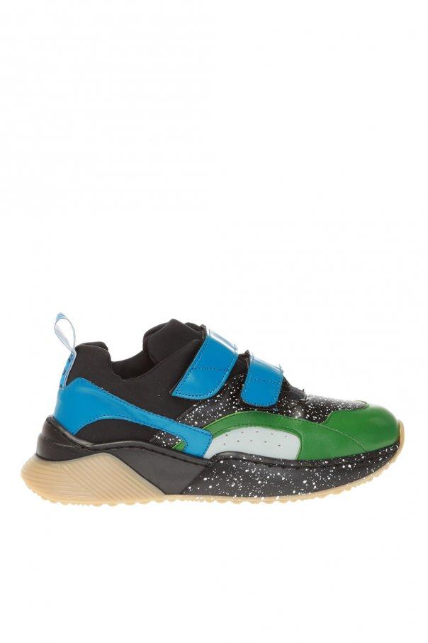 Stella McCartney Kids Sneakers with velcro fastening