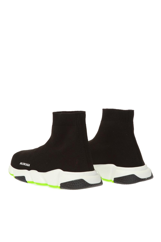 Balenciaga Kids 'Speed' sock sneakers