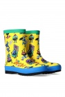 Stella McCartney Kids Printed rain boots