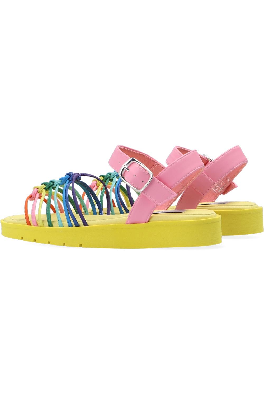 Stella McCartney Kids Sandals with braided straps