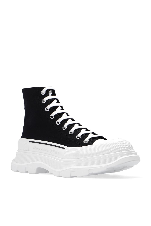 Alexander McQueen High-top platform sneakers