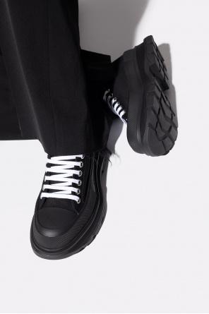 Sneakers with logo od Alexander McQueen