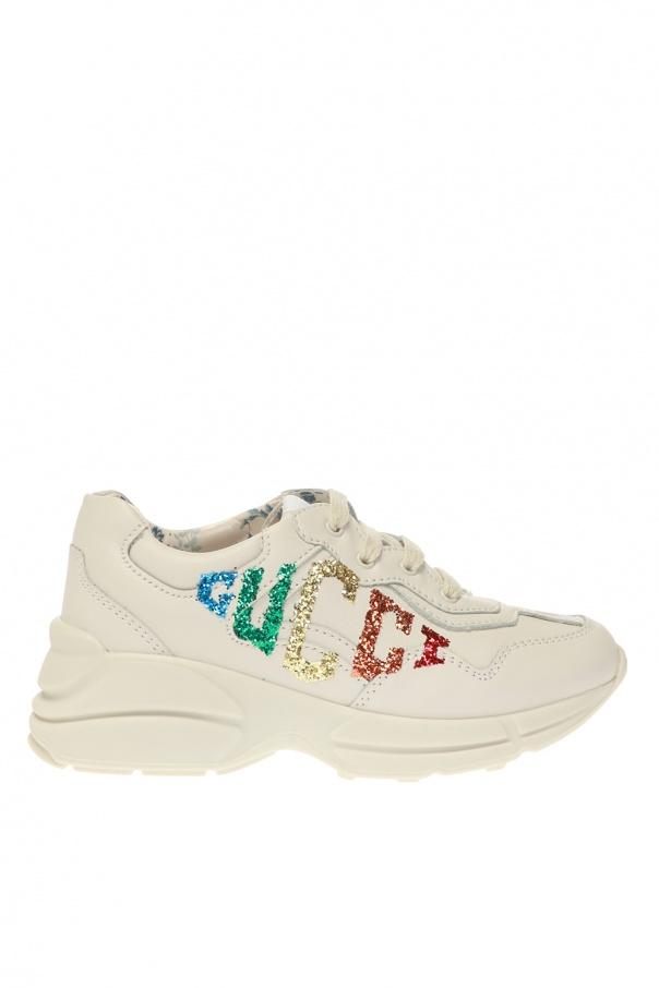 Gucci Kids 'Rhyton' sneakers