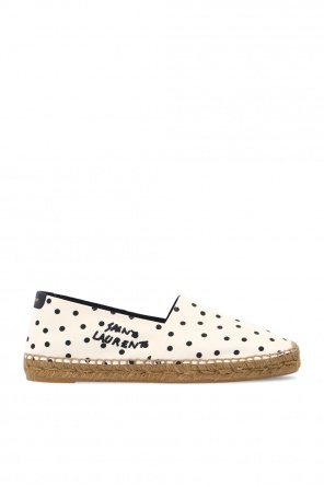 Espadrilles with logo od Saint Laurent