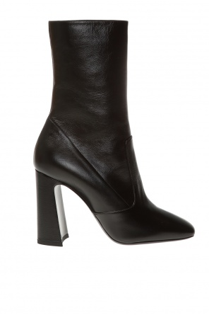 'maddie' heeled ankle boots od Saint Laurent