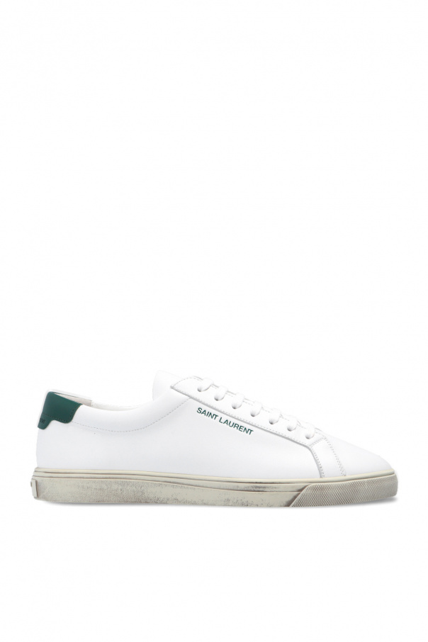 Saint Laurent 'Andy' lace-up sneakers