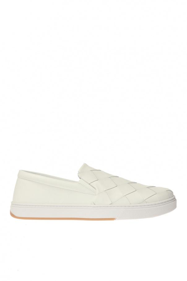Bottega Veneta Leather slip-on shoes
