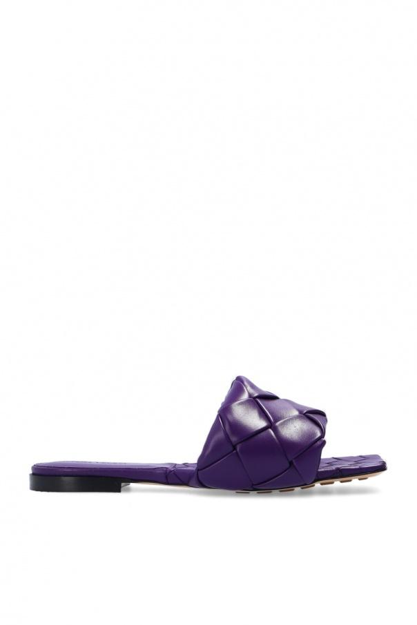 Bottega Veneta 'BV Lido' leather slides