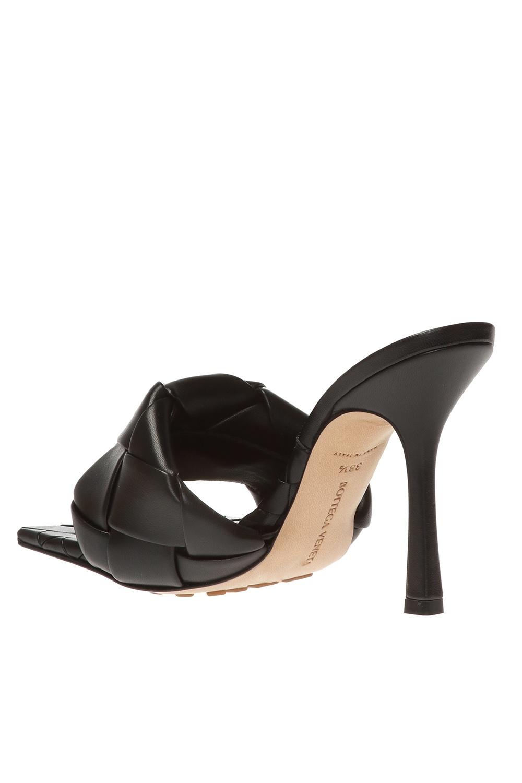 Bottega Veneta 'BV Lido' heeled mules