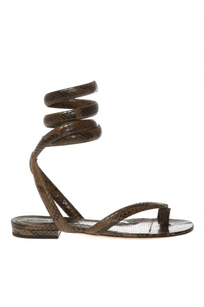Leather sandals od Bottega Veneta