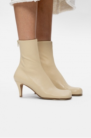 Heeled ankle boots od Bottega Veneta