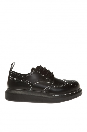 Sneakers with perforations od Alexander McQueen
